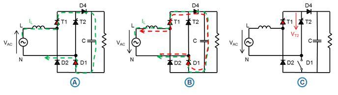 因数控制电路或充电器