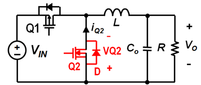 同步降压转换器的布局注意事项