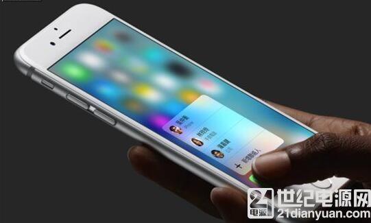 苹果iPhone8将会配备灵敏度更高的3D Touch功能