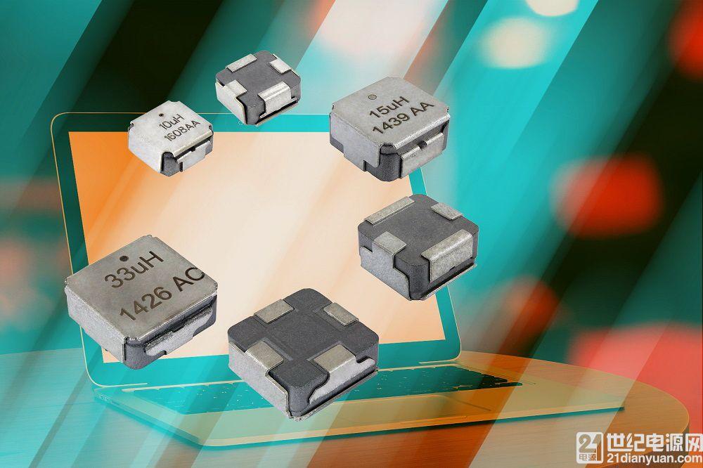 Vishay发布商用版通用汽车级IHLE集成式电场屏蔽电感器