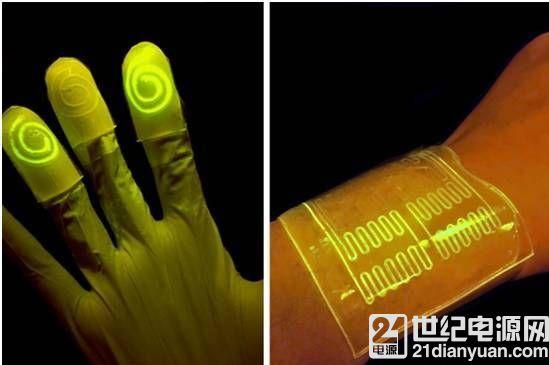 MIT科学家开发出可穿戴活性传感器