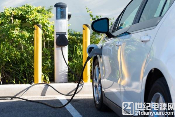 充电桩——电动汽车的充电站