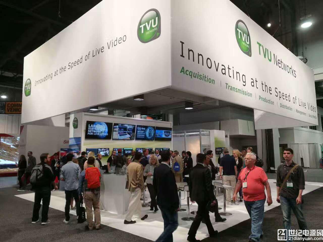 TVU Networks 端到端IP视频生态系统惊艳 2017全美广播电视展