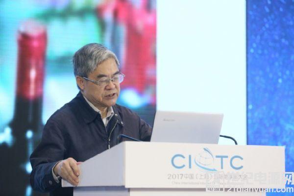 工程院院士邬贺铨:部署区块链可确保物联网隐私