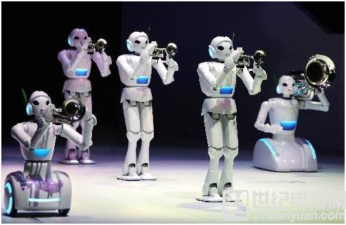 """打造""""永不落幕""""的机器人展!全国首个综合性机器人博览交易市场落户姚城"""