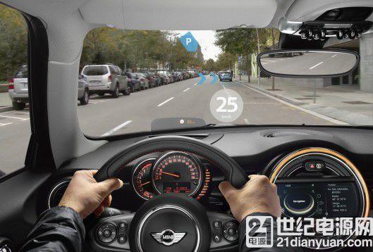 宝马、奔驰等汽车巨头怎么玩转AR增强现实?