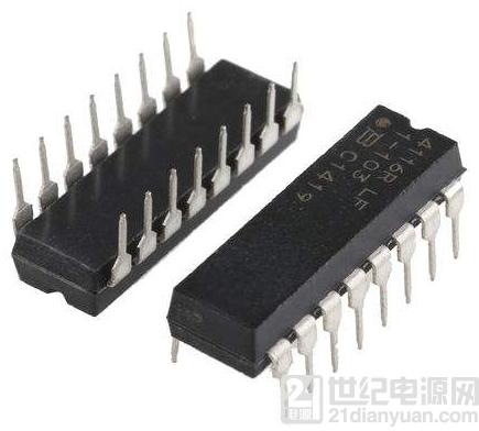 采用dip封装的ic有两排引脚,需要插入到具有dip结构的芯片插座上.