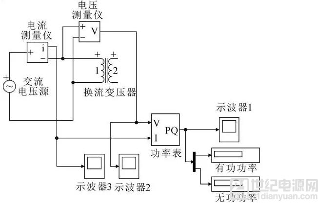 换流变压器损耗现场测试影响因素及仿真研究