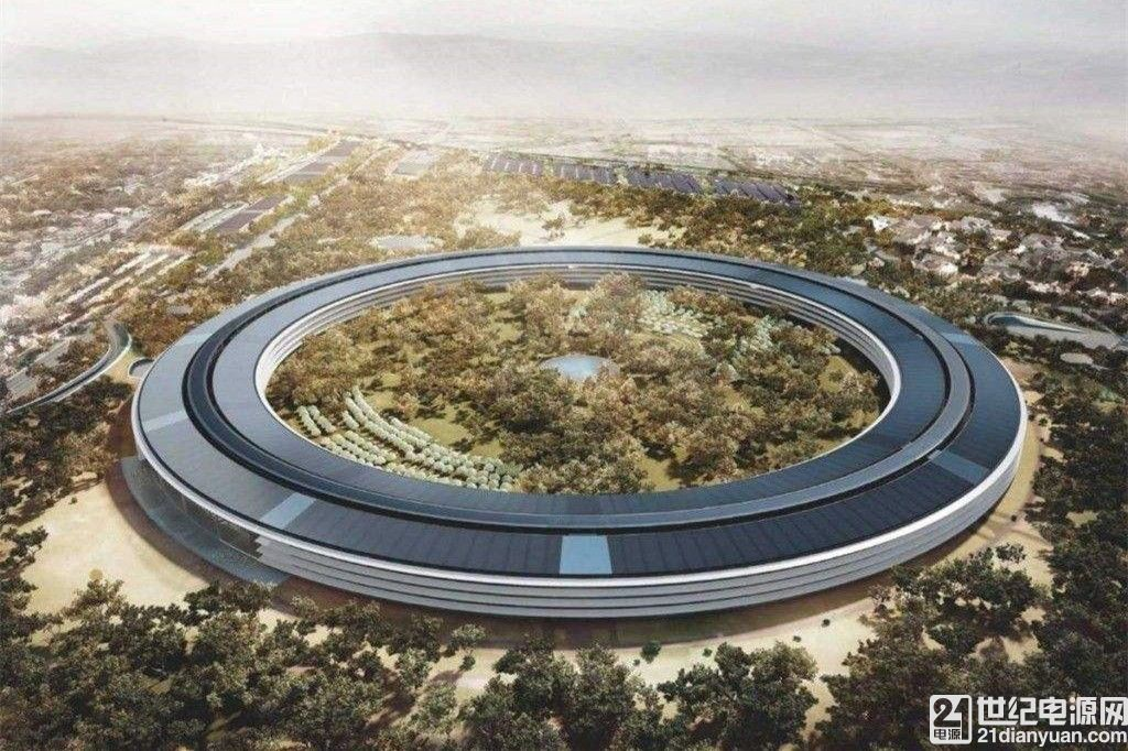 """相比""""未来""""手机,科华恒盛更关心Apple Park的屋顶"""