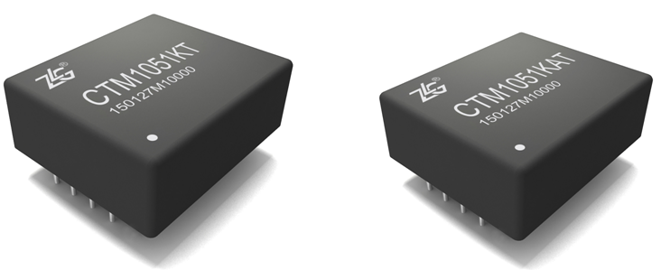 ctm 系列隔离 can 收发器,隔离电压达到 3500vdc (如:ctm1051kt/ctm