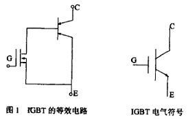 IGBT 模块工作原理以及检测方法