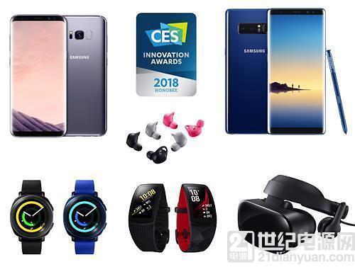 三星36款、LG18 款产品获 2018CES 创新奖