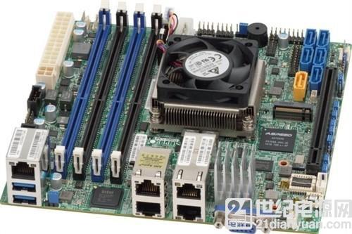 Intel 明年推二代 Xeon D 芯片 支持 AVX-512