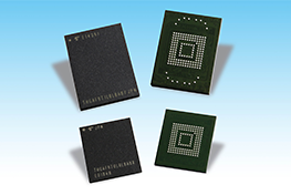 Toshiba Memory Corporation Unveils Embedded NAND F