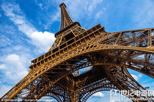 全球一年电子废料可建4500座埃菲尔铁塔