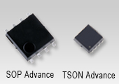 100 V N-channel power MOSFET products for industrial equipment, featuring industry's lowest level On-resistance: TPH3R70APL, TPN1200APL