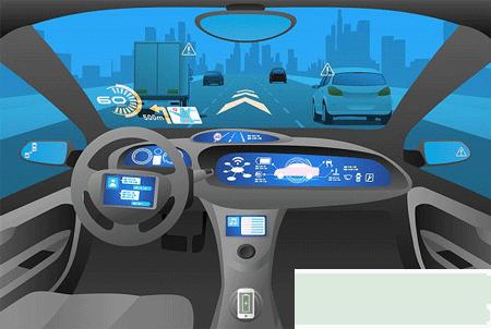 5G 时代快来临 汽车将会更聪明