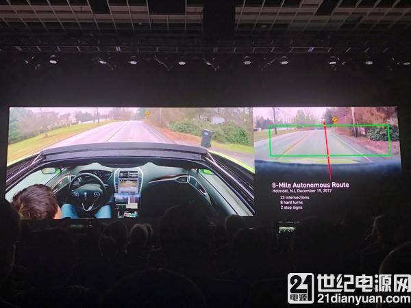 CES 2018:英伟达推出无人车 AI 芯片 与百度达成合作