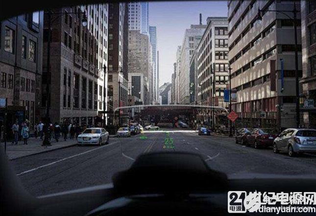 WayRay 携带汽车抬头显示器登场 CES2018 设计全息 AR 挡风玻璃产品