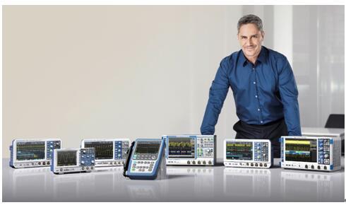 罗德与施瓦茨公司全新系列示波器激起市场波澜