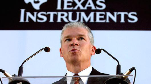 德州仪器 CEO 谭普顿即将卸任:曾执掌帅印14年