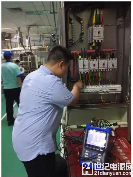 1,瞬变电压和浪涌电流的影响:工业企业用电设备数量多,启动频繁