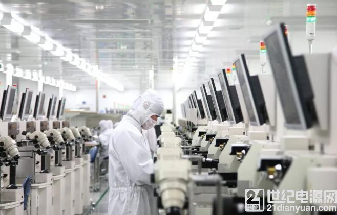 国产半导体设备业到2020年有望翻五倍