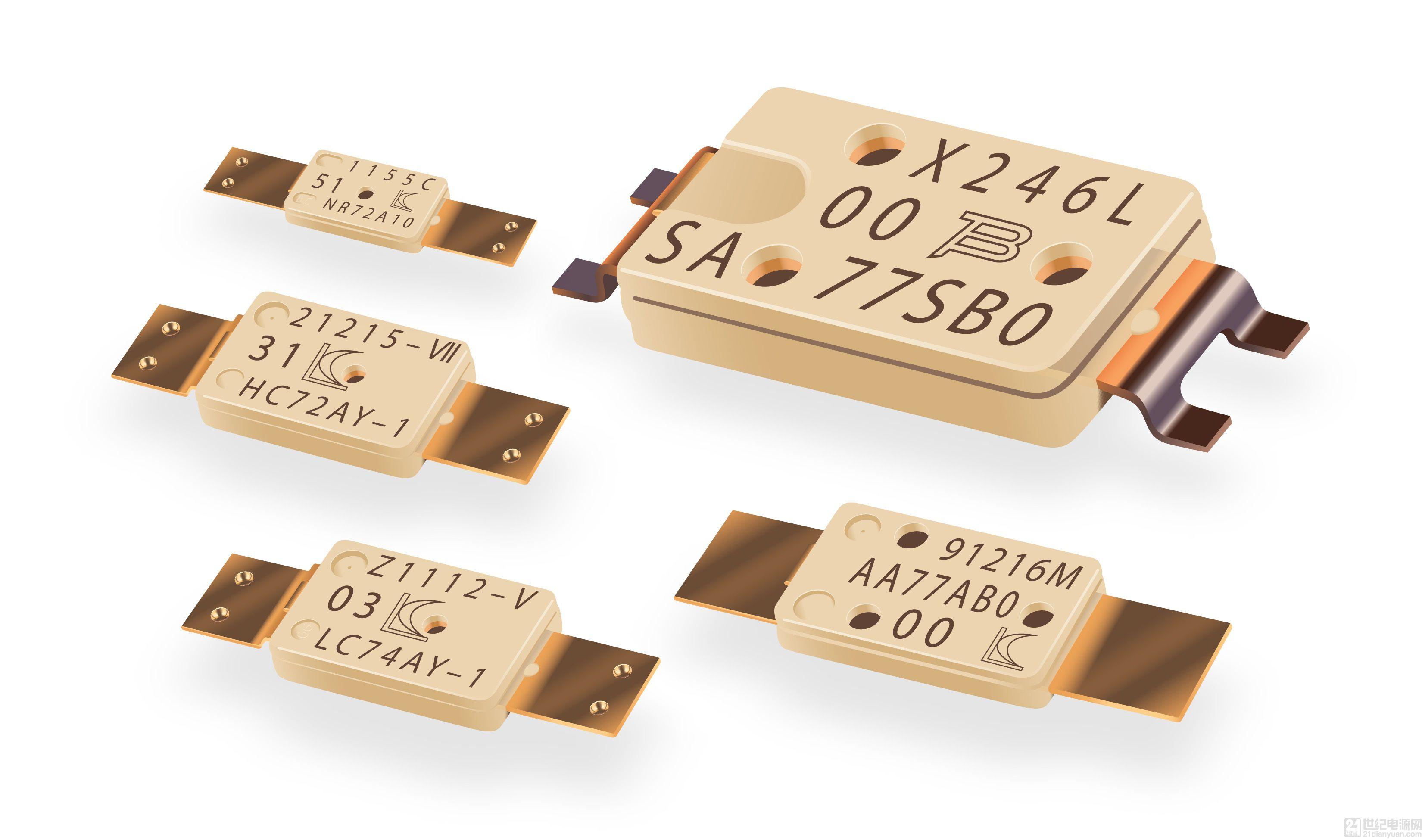 Bourns 电池管理产品解决方案暨新型高电流热熔断装置 将于2月28日日本东京电池展隆重登场
