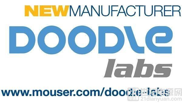 贸泽电子与 Doodle Labs 签订全球分销协议