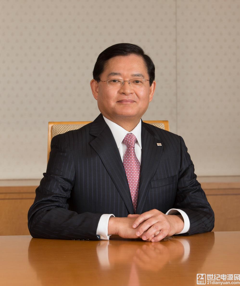 东芝集团正式任命车谷畅昭为新一任董事长、首席执行官