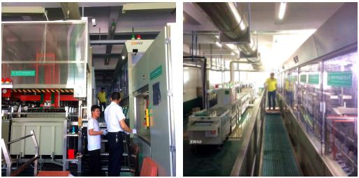 捷多邦沙井新厂正式开工 旗舰设备先睹为快