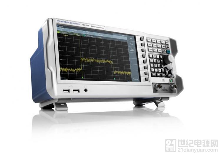 罗德与施瓦茨公司发布最新的入门级三合一射频测试仪器——R&S FPC1500频谱分析仪