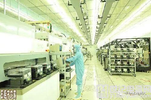 中国力推半导体国产化 未来或将掌握价格主导权