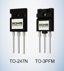 "ROHM 开发出业界顶级高效率与软开关兼备的 650V 耐压 IGBT ""RGTV/RGW 系列"""