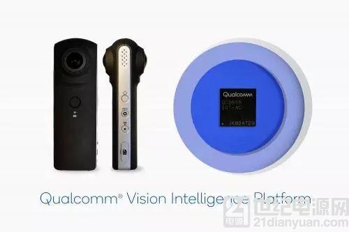 Qualcomm 发布专门面向物联网终端的视觉智能平台