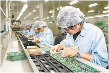 四川电子信息产业规模达万亿 助力中国(成都)电子信息博会升级