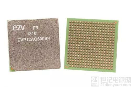 Teledyne e2v 宣布推出最先进的多功能四通道模数转换器