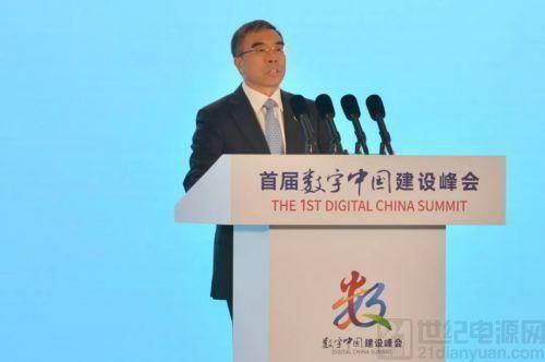 华为董事长梁华:以5G、IoT等新技术成为万物互联的关键