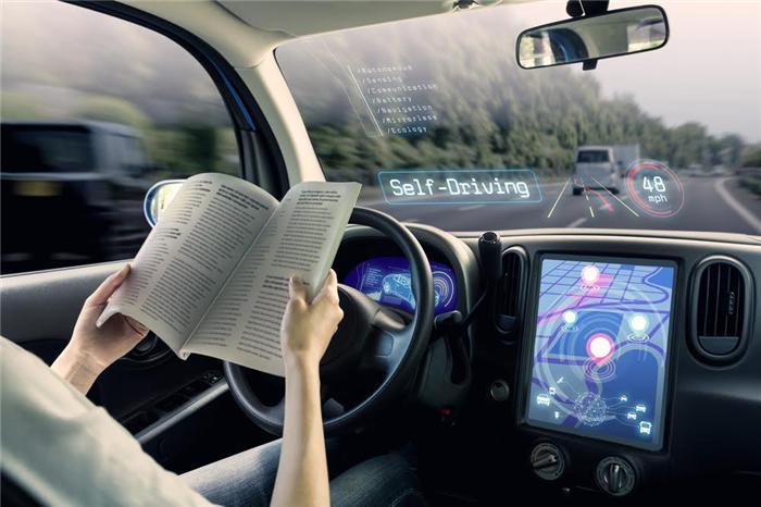 2021年,全自动驾驶需要40+传感器