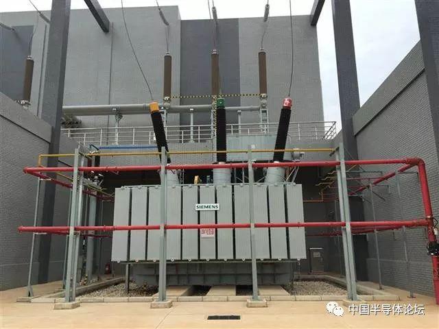 长江存储基地变电站正式投运,采取了两路电源可实现一秒都不断电!
