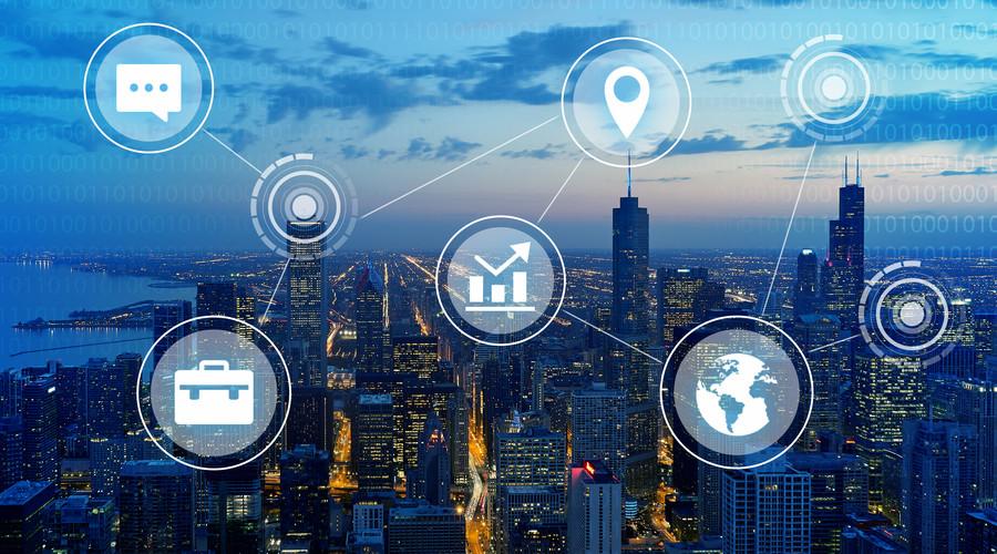 智能城市中5G有哪些应用领域