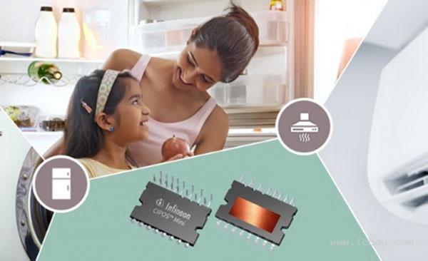 英飞凌CIPOS Mini IPM助力低功率电机驱动系统提高效率