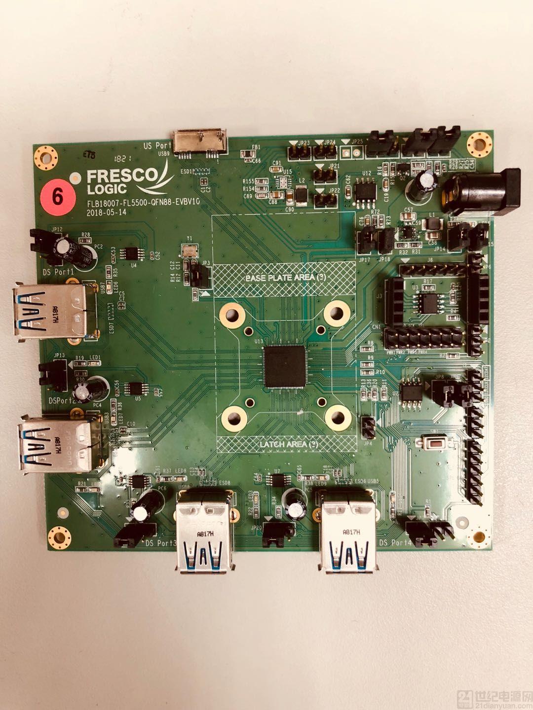 睿思科技(Fresco Logic)发布新一代USB Type-C™ 与 USB Power Delivery 3.0 解决方案