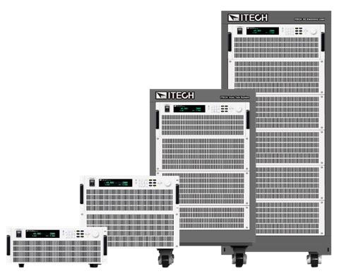 艾德克斯电子发售大功率密度的直流电子负载IT8900A/E系列