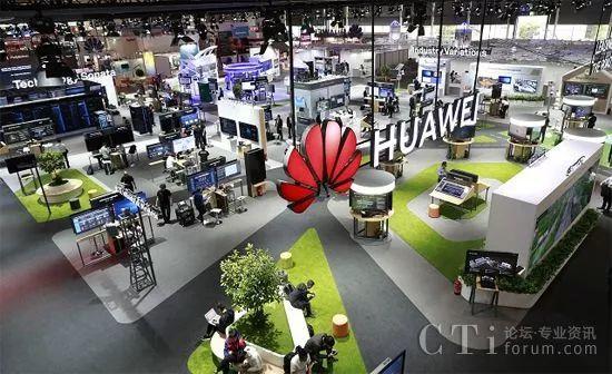 华为携手过百家伙伴参展CEBIT 2018,共促行业数字化转型