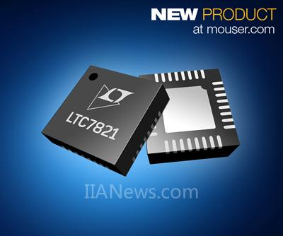 让解决方案尺寸锐减50%的Analog Devices Power by Linear 72V LT