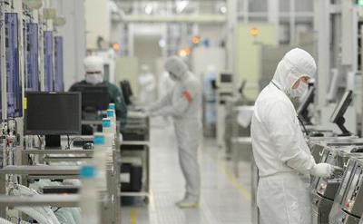 全球半导体设备 今年销售额预增10.8%