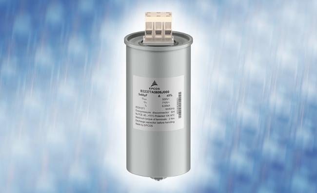 薄膜电容器: 坚固耐用的3相滤波电容器