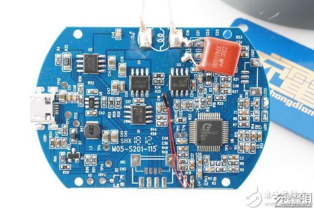 无线充电器NPO贴片电容完全可以使用CBB电容替代