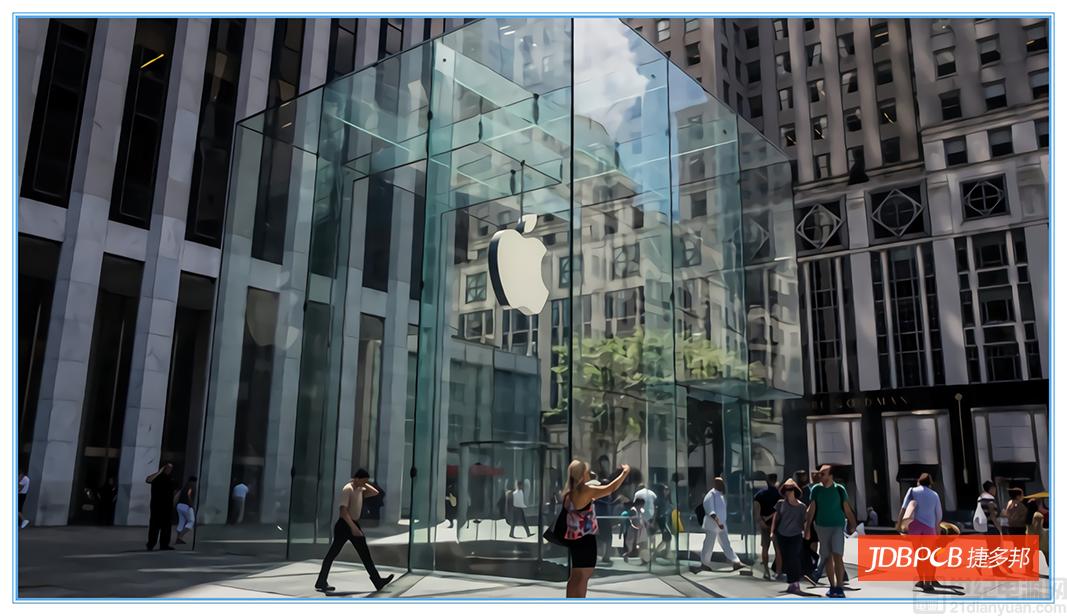 苹果PCB供应链Q3营运看旺 下半年有望逐季挑战新高